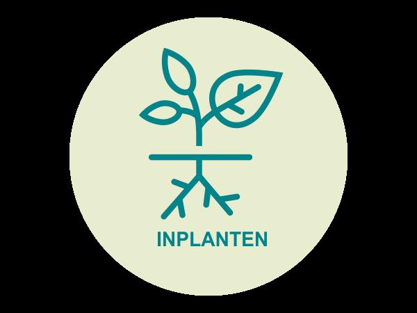 Inplanten